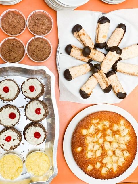 WZC De Heymeulen - Dessertbuffet 2